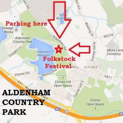 Aldenham-map-roads